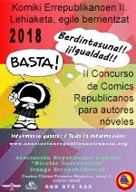 Cartel Concurso Comic