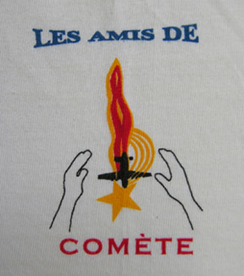 Logotipe de la Red Comète